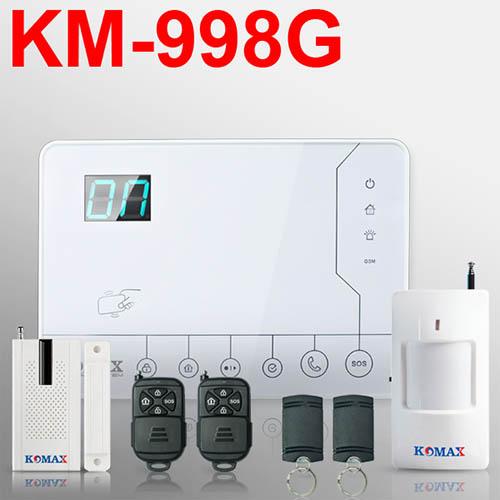 Báo trộm dùng Sim Komax KM-998G