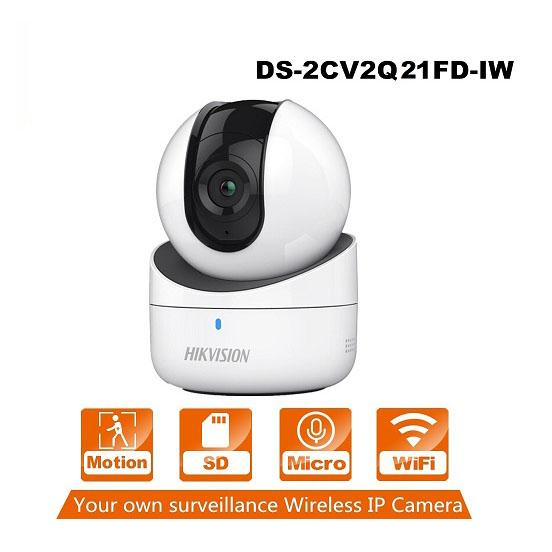 Camera Wifi thông minh Hikvision DS-2CV2Q21FD-IW