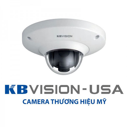 Camera IP 360 độ Kbvision KX-0504FN 2.0 megapixel