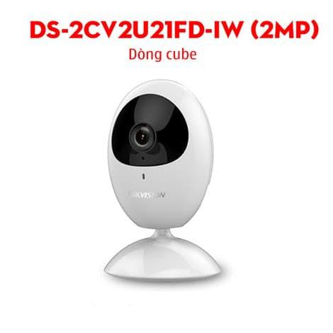 Camera Wifi thông minh Hikvision DS-2CV2U21FD-IW 2.0 megapixel