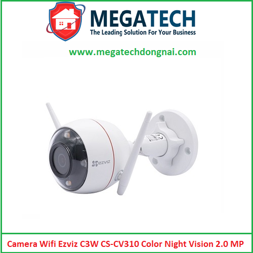 Camera Wifi Ezviz C3W CS-CV310 Color Night Vision 2.0 Megapixel
