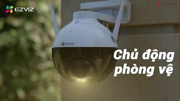 Camera wifi Ezviz xoay thông minh C8C 1080p