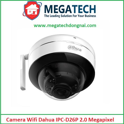IMOU IPC-D26P 2.0 Megapixel