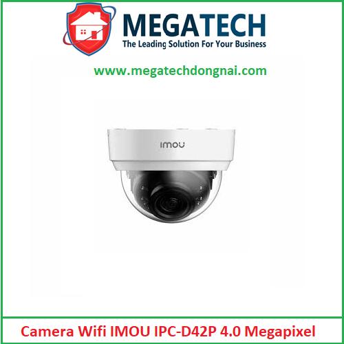 camera IMOU IPC-D42P 4.0 Megapixel