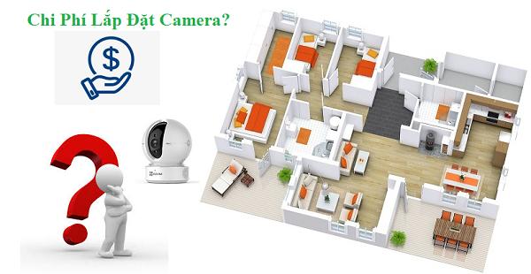 chi phí lắp đặt camera cho gia đình bao nhiêu tiền