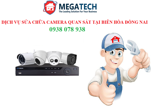 sửa chữa camera quan sát ở Biên Hòa