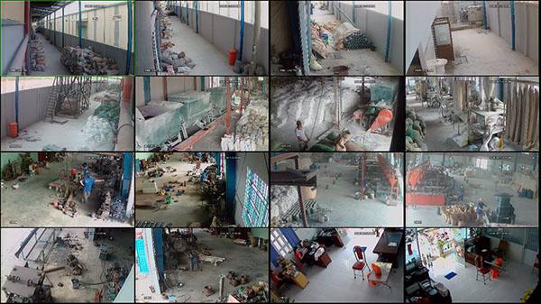 Giải pháp camera cho nhà máynhà xưởng