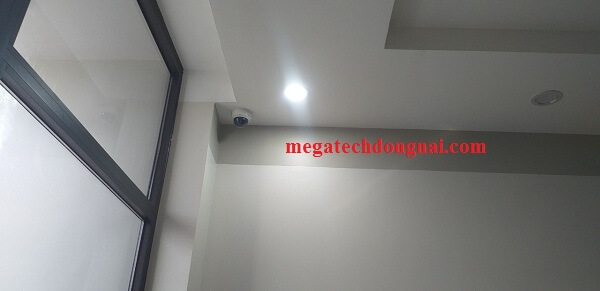 lắp đặt camera dome IP Hikvision