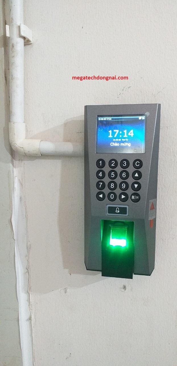 Lắp đặt kiểm soát cửa ra vào tại công ty Ansell Vina