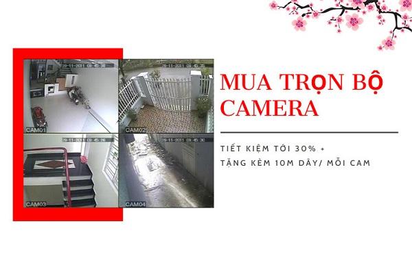 lắp đặt trọn bộ camera hikvision ở biên hoa