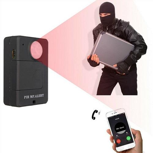 Máy chống trộm báo qua điện thoại