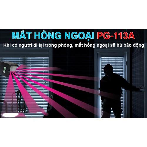 Báo Trộm Hồng Ngoại PG-113A