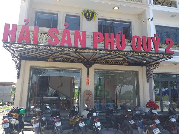 Nhà hàng hải sản Phú Qúy 2